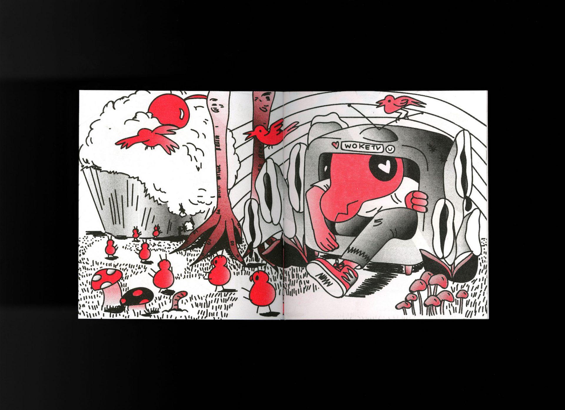 Ant as Body / Marisa Fulper Estrada